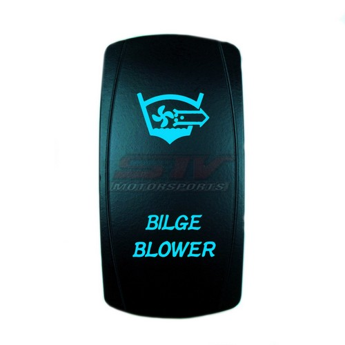 Bilge Blower Laser Rocker Switch 3