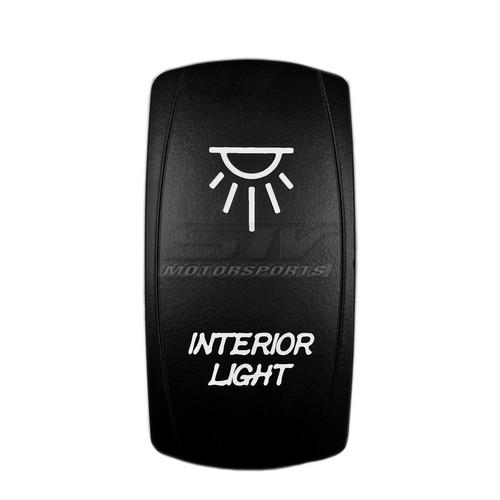 Interior Lights Laser Rocker Switch 1