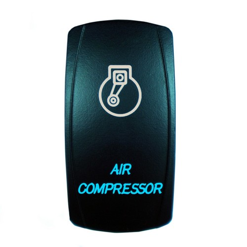 AIR COMPRESSOR Laser Rocker Switch 4