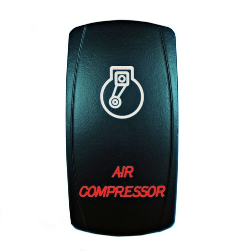 AIR COMPRESSOR Laser Rocker Switch 6