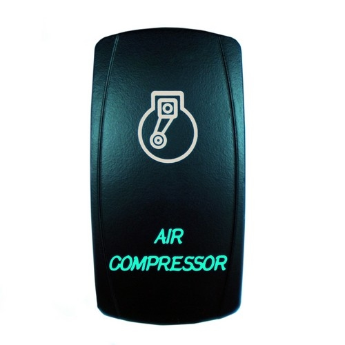 AIR COMPRESSOR Laser Rocker Switch 8
