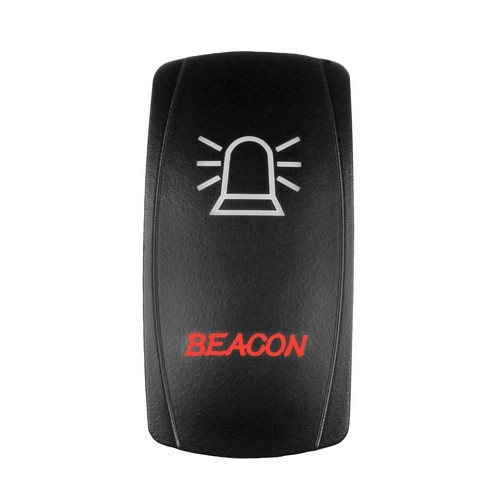 BEACON Laser Rocker Switch 6