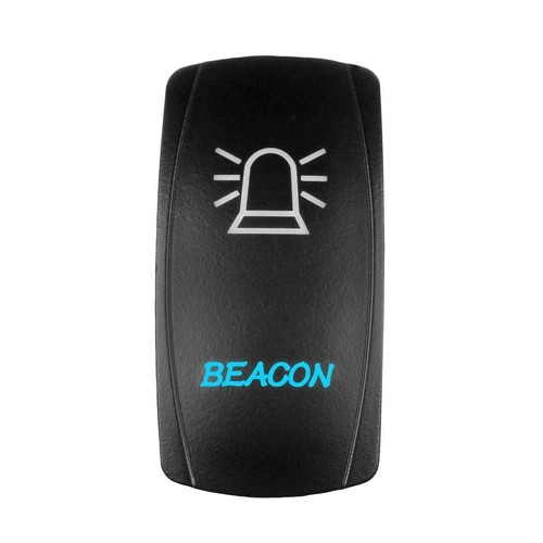 BEACON Laser Rocker Switch 8