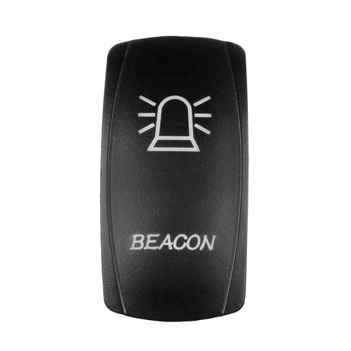 BEACON Laser Rocker Switch 9