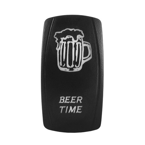 BEER TIME Laser Rocker Switch 1