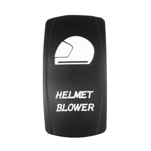 Helmet Blower Laser Rocker Switch Stv Motorsports Las Vegas