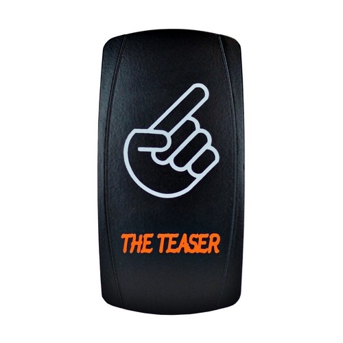 THE TEASER Laser Rocker Switch 10