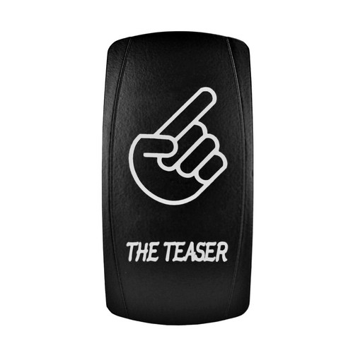 THE TEASER Laser Rocker Switch 2