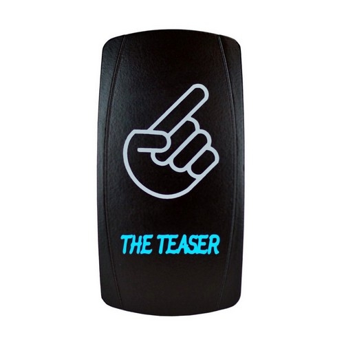 THE TEASER Laser Rocker Switch 4