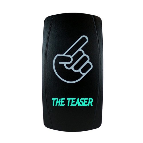 THE TEASER Laser Rocker Switch 8