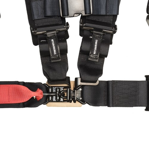 Racing Harness 4 point 3 Black 3