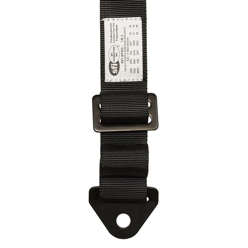 Racing Harness 4 point 3 Black 5