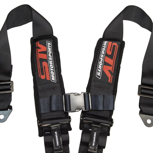 Racing Harness 4 point 3 Black 6