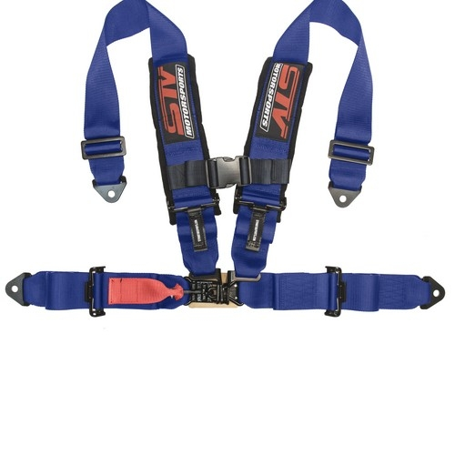 Racing Harness 4 point 3 Blue 1
