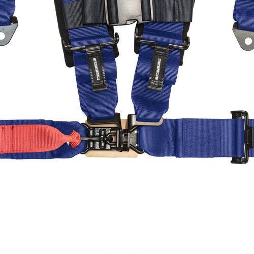 Racing Harness 4 point 3 Blue 2