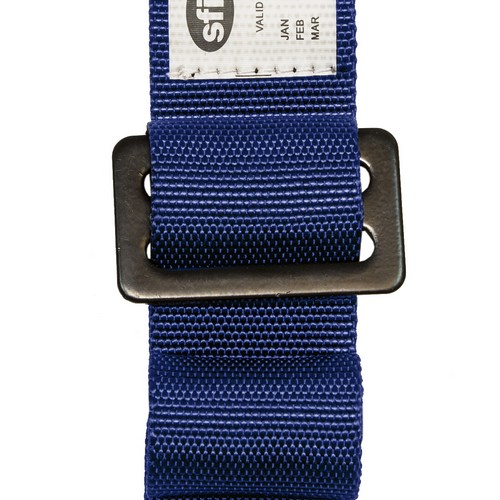 Racing Harness 4 point 3 Blue 3