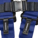 Racing Harness 4 point 3 Blue 6