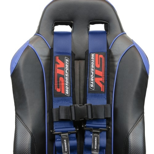 Racing Harness 4 point 3 Blue 8