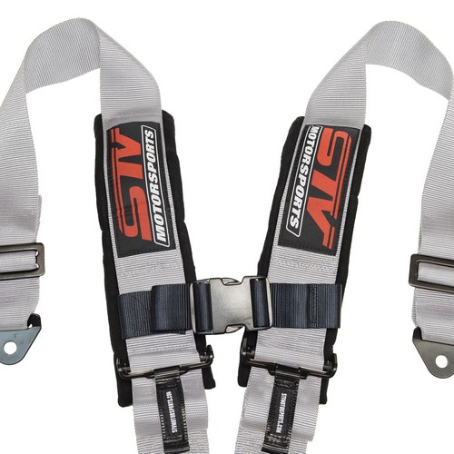 Racing Harness 4 point 3 Gray 3