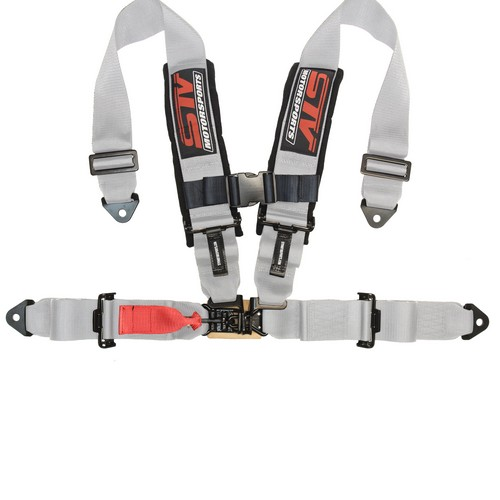 Racing Harness 4 point 3 Gray 9