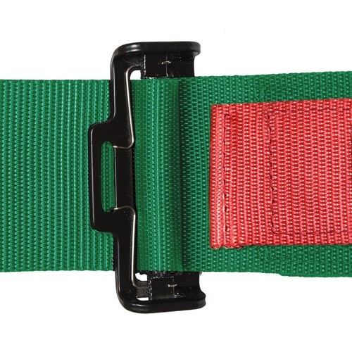 Racing Harness 4 point 3 Green 2