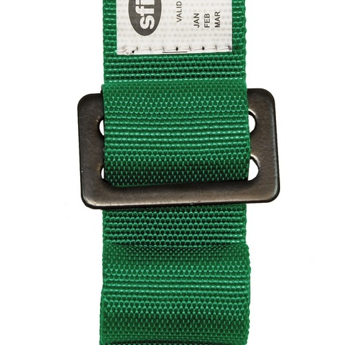Racing Harness 4 point 3 Green 8