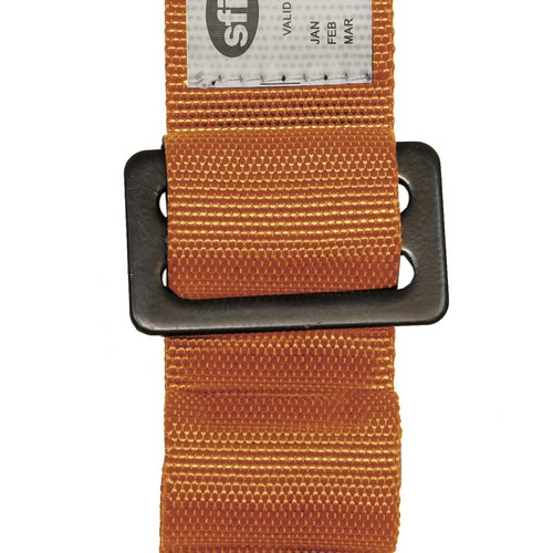 Racing Harness 4 point 3 Orange 2