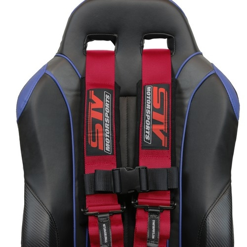 Racing Harness 4 point 3 Pink 5