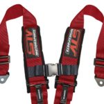 Racing Harness 4 point 3 Red 1