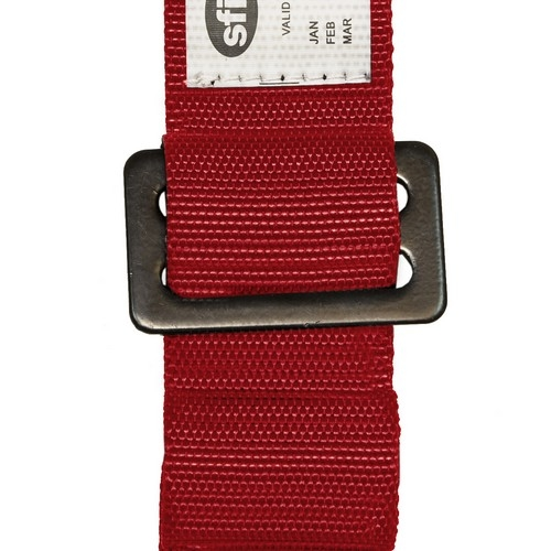 Racing Harness 4 point 3 Red 8