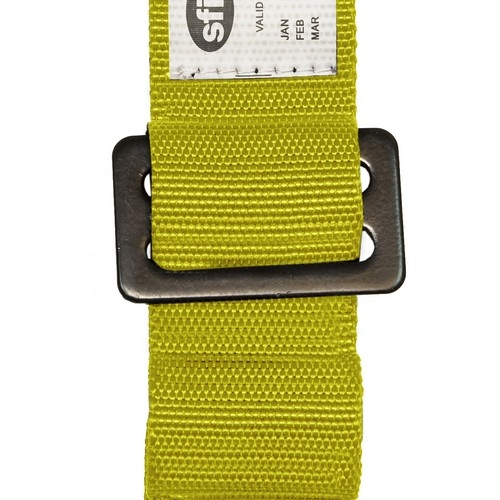 Racing Harness 4 point 3 Yellow 3