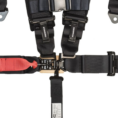 Racing Harness 5 point 3 Black 2