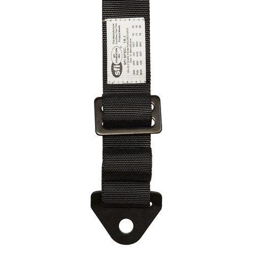 Racing Harness 5 point 3 Black 3
