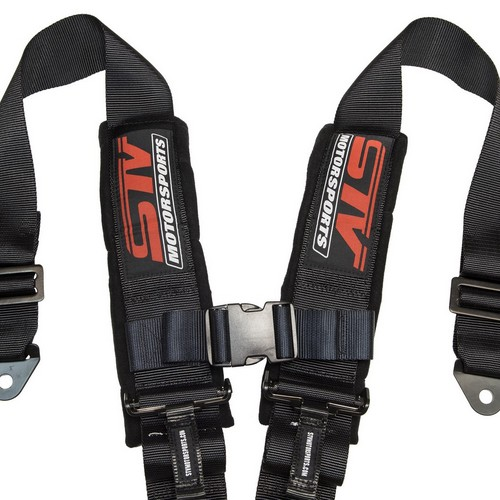 Racing Harness 5 point 3 Black 4