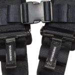 Racing Harness 5 point 3 Black 6