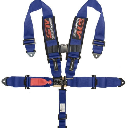 Racing Harness 5 point 3 Blue 1