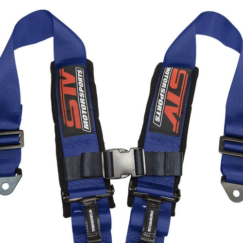 Racing Harness 5 point 3 Blue 4