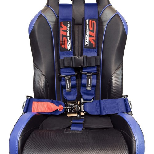 Racing Harness 5 point 3 Blue 7