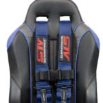 Racing Harness 5 point 3 Blue 8