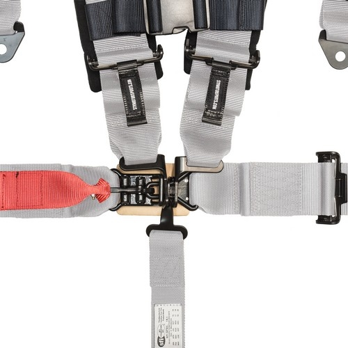 Racing Harness 5 point 3 Gray 2