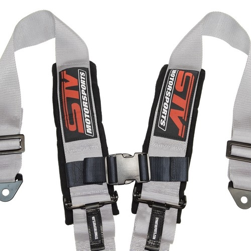 Racing Harness 5 point 3 Gray 4