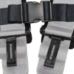 Racing Harness 5 point 3 Gray 6