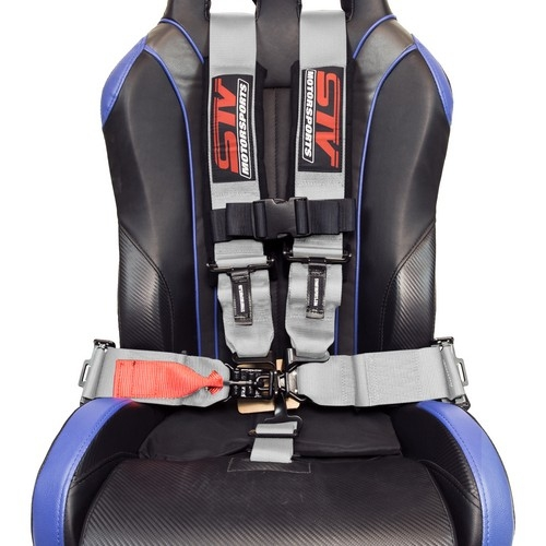 Racing Harness 5 point 3 Gray 8