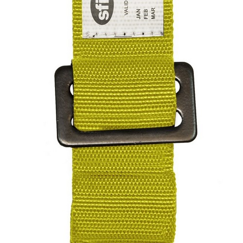 Racing Harness 5 point 3 Yellow 3
