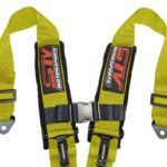 Racing Harness 5 point 3 Yellow 4