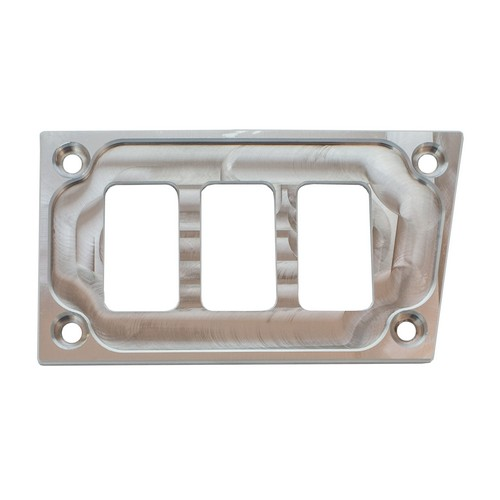 Aluminum Lower Side Dash Panel Polaris RZR1000 1
