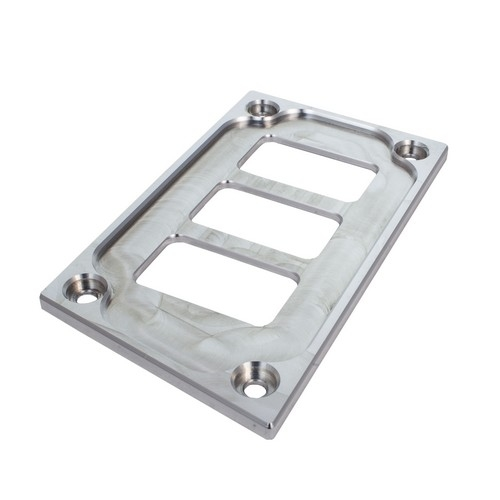 Aluminum Lower Side Dash Panel Polaris RZR1000 3