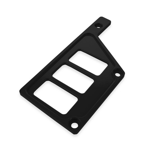 Black Aluminum Side Dash Panel Polaris RZR1000 4