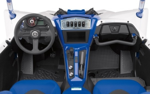 Yamaha YXZ Dash Panel (5) 6