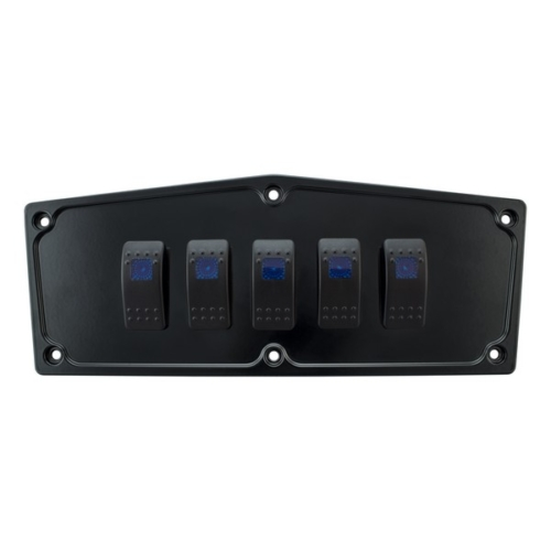 Yamaha YXZ Dash Panel Black (5) 3